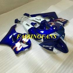 Motorcycle Fairing kit for HONDA CBR900RR 919 98 99 CBR 900 RR CBR 900RR CBR900 1998 1999 Blue Fairings bodywork+gifts HR12