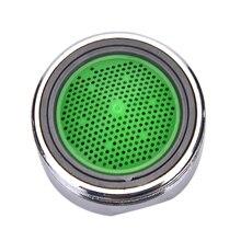 1 шт. 360 градусов воды Bubbler поворотная головка экономии кран аэратор цветок для ванной воды рот цветы для предотвращения брызг