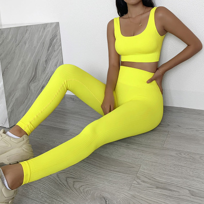 yellow set 2pcs