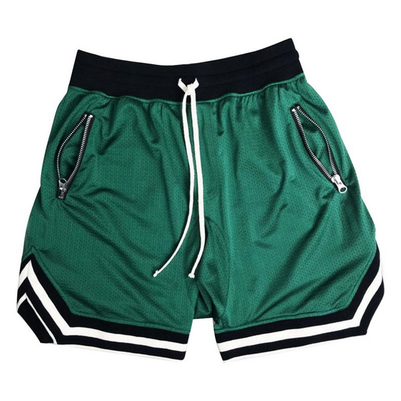 Basketball Sports Five Shorts Black Red Yellow Green Anti-pilling Breathable Quick-drying Loose Fitness Basketball Five Shorts