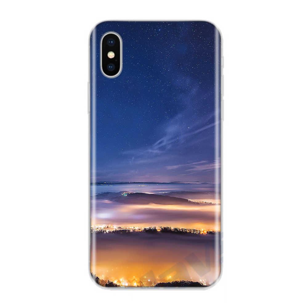 Силиконовый чехол для телефона iphone 7 8 Plus, мягкий чехол из ТПУ с принтом для Apple, чехол для iphone 6 6S Plus X XS MAX XR 7 8, чехол-бампер Etui