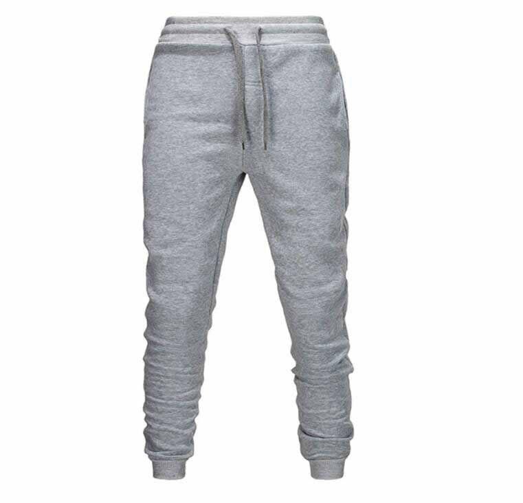 2019 New Men Joggers Brand Male Trousers Casual Pants Sweatpants Men Gym Muscle Cotton Fitness Workout Hip Hop Elastic Pants