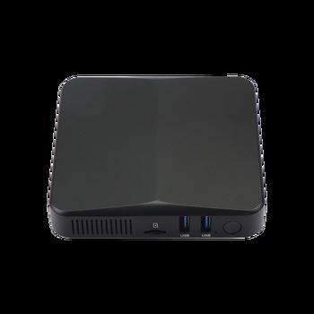 Quad Core Intel Gemini Lake J4115 Windows 10 Small PC 8GB  64GB Bluetooth Dual Band Wifi 1000M LAN GL8 Mini Computer