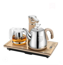 automatic water-filled electric kettle set of the tea with stove