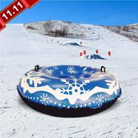 Board Ski Pad Durable Cute Appearance kids Adult Skiing Boards Sled Snow Tube Snow Tire Slippery Snowboard Winter Sports санки