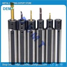 Lathe tool sleeve 12mm 16mm 20mm 3mm 16mm Small Tungsten steel boring tool holder,small diameter holder,cutting bracket 1pcs
