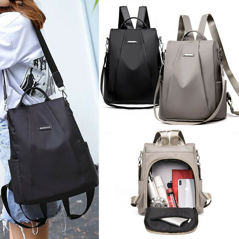 Students Durable Fashion Anti-Theft Backpacks Water Repellent Travel Laptop School Bag Casual School Backpack Bags