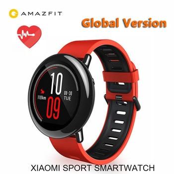 Original Xiaomi Huami Watch AMAZFIT Pace GPS Running Bluetooth 4.0 Sports Smart Watch Heart Rate Monitor CE Touch Screen