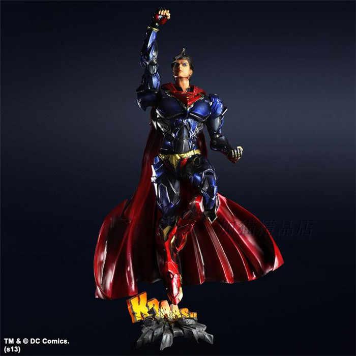 Отличный игрушечный гаражный набор Супергерл Супермен сменный мобильный гаражный набор