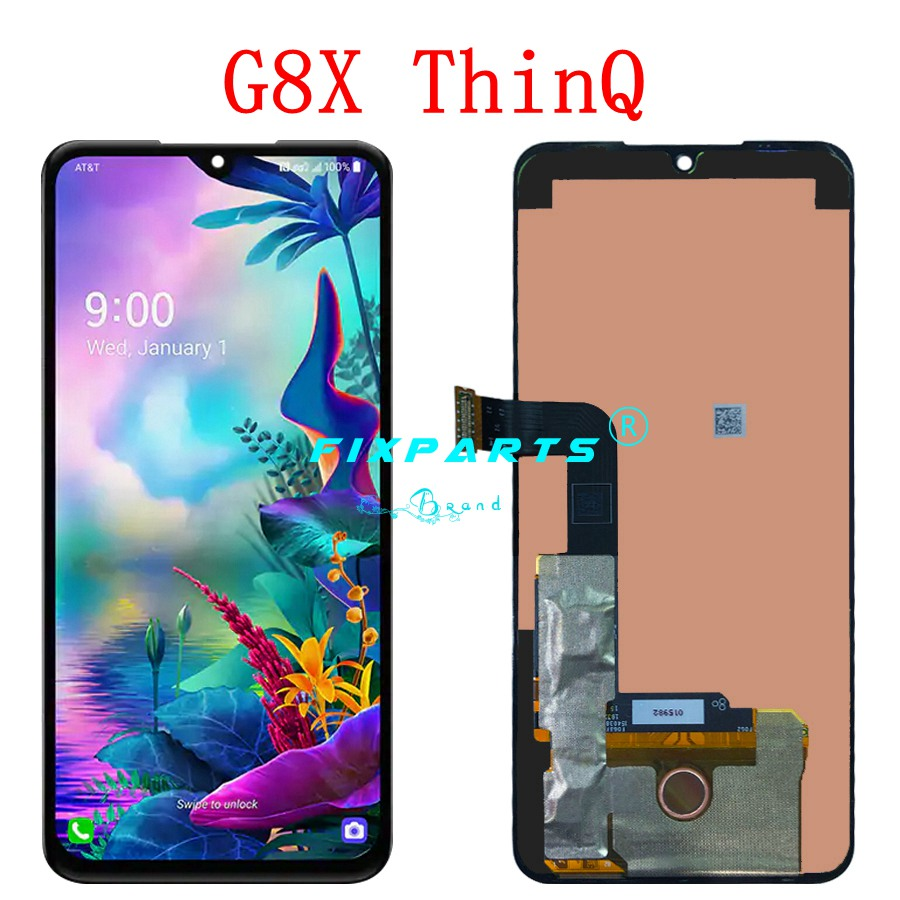 LG G8S ThinQ LCD Display