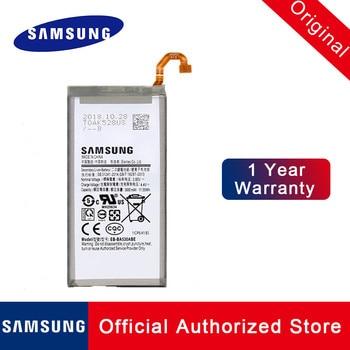 Original Samsung Battery EB-BA530ABE For Samsung Galaxy A8 2018 A530 A530F SM-A530F 3000mAh Replacement Phone Batteria Akku battery original for samsung galaxy s8 eb bg950abe sm g9508 g9500 g950u li ion replacement batteria akku