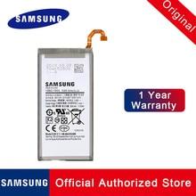 Samsung Original Battery EB-BA530ABE For Samsung Galaxy A8 2018 A530 A530F SM-A530F 3000mAh Replacement Phone Batteria Akku смартфон samsung galaxy a8 2018 sm a530f ds blue