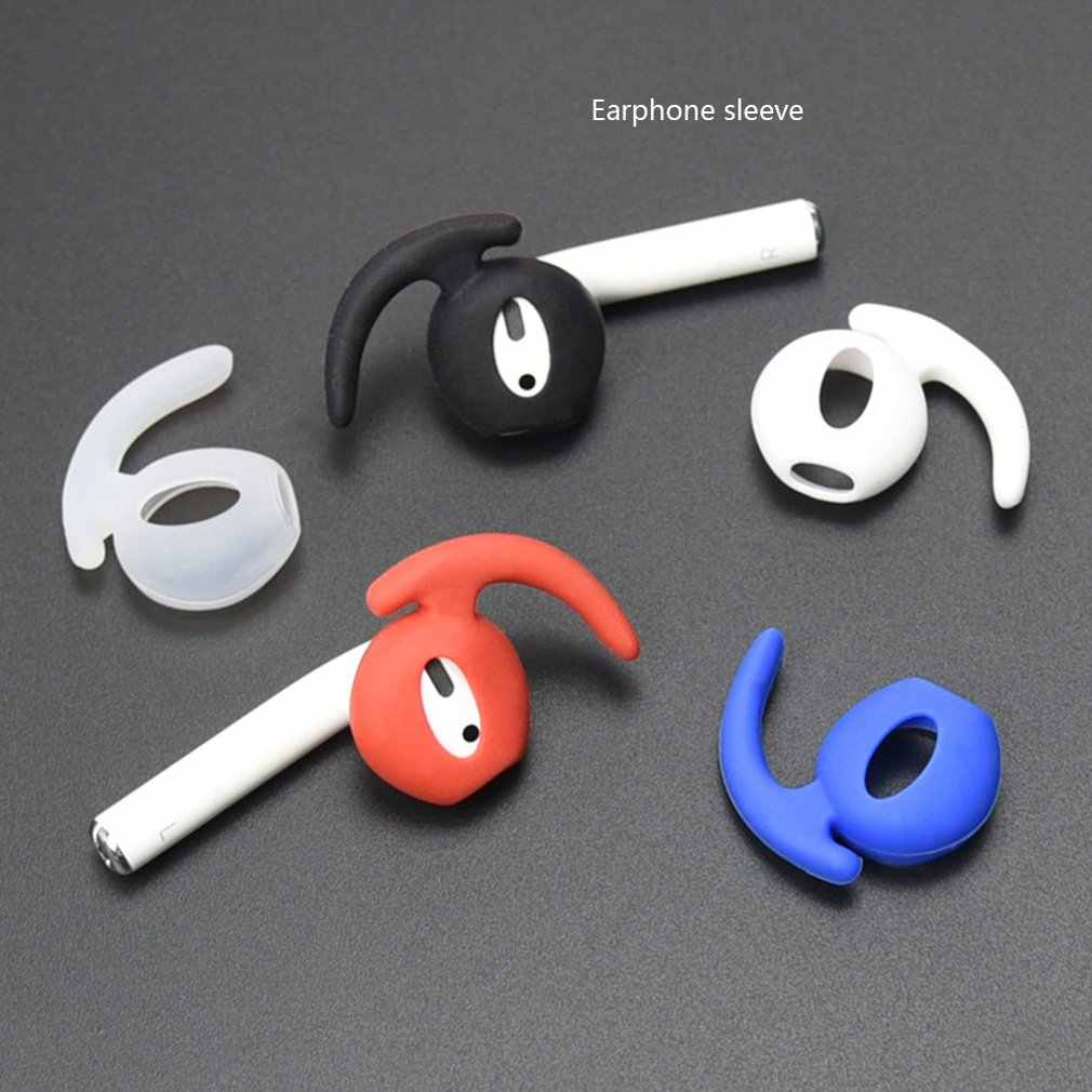 ソフトシリコン Bluetooth ワイヤレスイヤホンため AirPods 保護カバースキン Apple のため Airpods 充電ボックス