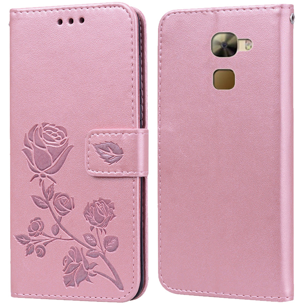 Luxury Leather Flip Book style Case for Letv Leeco Le Pro 3 Standard X720 X72 Changer S1 Flower Wallet Stand Case Phone Cover