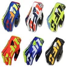 Gloves Moto Cycling Mtb Mx Racing Sports Mountain-Bike Off-Road Luva