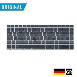Image 2 - Mới Ban Đầu Gr Đèn Nền Bàn Phím Dành Cho Laptop HP EliteBook 840 G5 Với Chuột Điểm Đức Bố Trí