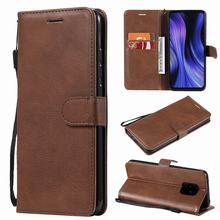 Wallet Case For Xiaomi Redmi K20 K30 9C 9A 8A 10X Luxury Flip Leather Phone Cover On Xiomi Redmi Note 6 7 8 9 Pro 9T 8T 4X Coque