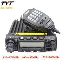 2020 versão mais recente tyt TH-9000D rádio móvel 200ch 60 w super potência alta/mid/baixa potência selecionável walkie talkie