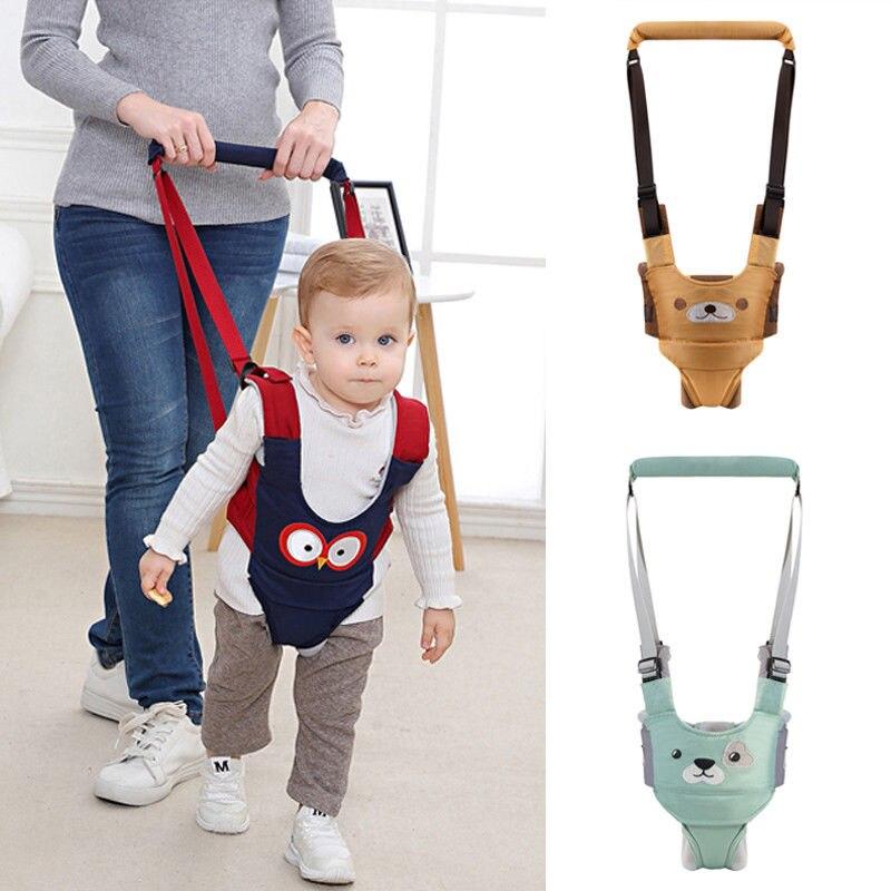 Neue Heiße Kleinkind Baby Pflege Walking Geschirre Rucksack Leinen Wenig Kinder Kinder Assistent Lernen Sicherheit Reins Harness Walker