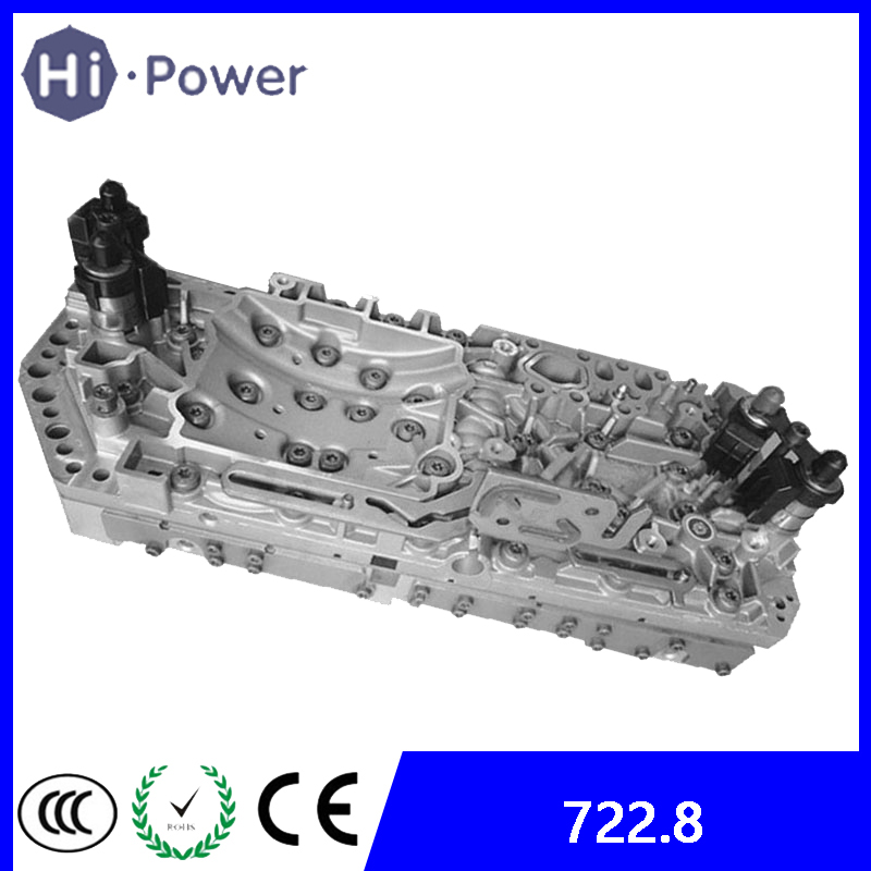 100% Tested Transmission Valve Body 722.8 WFC-280 CVT  For Mercedes Benz A B CLASS 2004-2011 A1693701106 A1693700706 R169377150