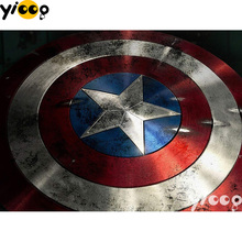 цены Full Square/Round drill diamond Painting Captain Shield 5D DIY diamond embroidery mosaic Decoration painting BX0104