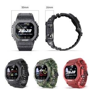 Image 2 - Lokmat Ocean Sports Smart Watch Women IP68 Waterproof Fitness Outdoor Smartwatch Men Pedometer Sleep Monitor Remote Camera