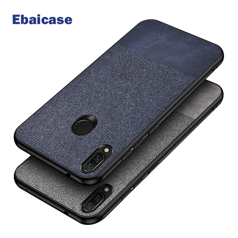 For <font><b>Meizu</b></font> Note 9 Case Cloth Fabric Silicone Soft Edge Shockproof Back Cover For <font><b>Meizu</b></font> 16S 16X <font><b>16TH</b></font> Plus Note 9 Case Fundas image