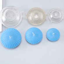 Oval shape DIY handmade candle mold striped pattern diameter 7 candle form diy pc plastic moulds for home decoration lz42 diamond pattern candle cover