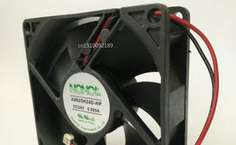 Free Shipping Original A8025H24D-HP DC24V 0.095A 8CM Inverter Cooling Fan