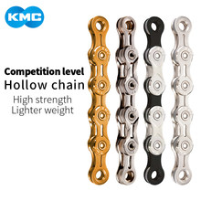 KMC Bicycle Chain X6 X7 X8 X9 X10 X11 Bike Chain Speed Road MTB Crankset Gold Silver Mountain Road Bike MTB Chains Equipment