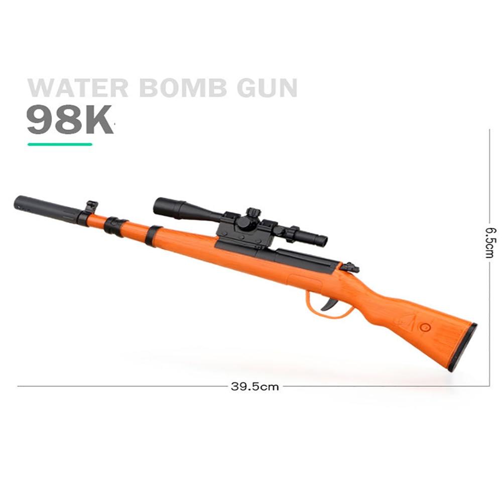 Plastic Toy Gun AK47 Groza 98K M416 AWM SKS Water Gel Ball M…