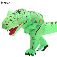 Inflatable T-REX Dinosaur Costume for Adult and Kids