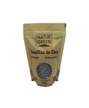 Natur Green Organic Chia Seed 250g