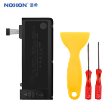 New NOHON Laptop Battery A1322 For Apple Macbook Pro 13\