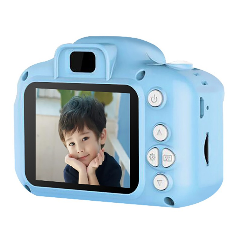 Kids Camera Toys HD 1080P Clear Digital Video Recorder Educational Toy Child Birthday Gifts 2Colors
