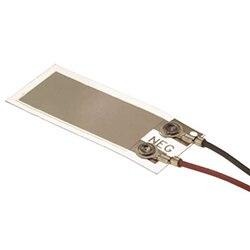 PVDF Piezoelectric Thin Film MEAS Vibration Sensor LDT1-028K Lead Heart Rate Breathing Sleep Detection