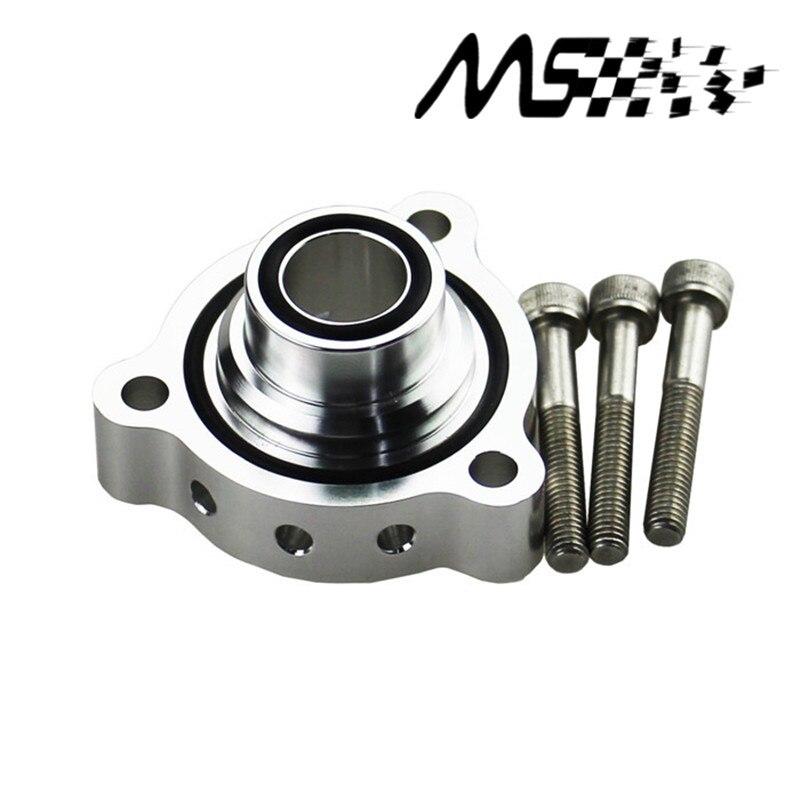 Авто BOV выдувный клапан фланец адаптер/Выдувная свалка для BMW Mini Cooper S & Peugeot 1,6 турбо двигатель