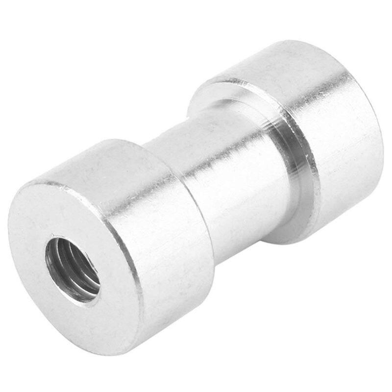 4 шт. в упаковке для крепления лампы-вспышки адаптер Винт с 1/4 дюйма 3/8 дюймовые зубчатые, PEB-4 1/4 дюйма 3/8 дюймовое металлическое резьбовой адаптер конвертер крепление для оптоволоконного кабеля