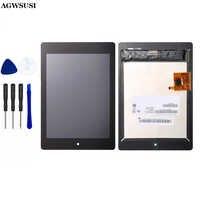 Für Acer Iconia Tab A1-810 Touchscreen Ersatz Sensor Digitizer Glas für A1-811 A1 810 mit Tracking-nummer