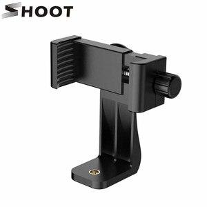 Image 1 - 撮影ユニバーサル 360 アダプタ携帯電話切りホルダー垂直ブラケットスマートフォン Iphone × 8 7 サムスン Xiaomi 電話