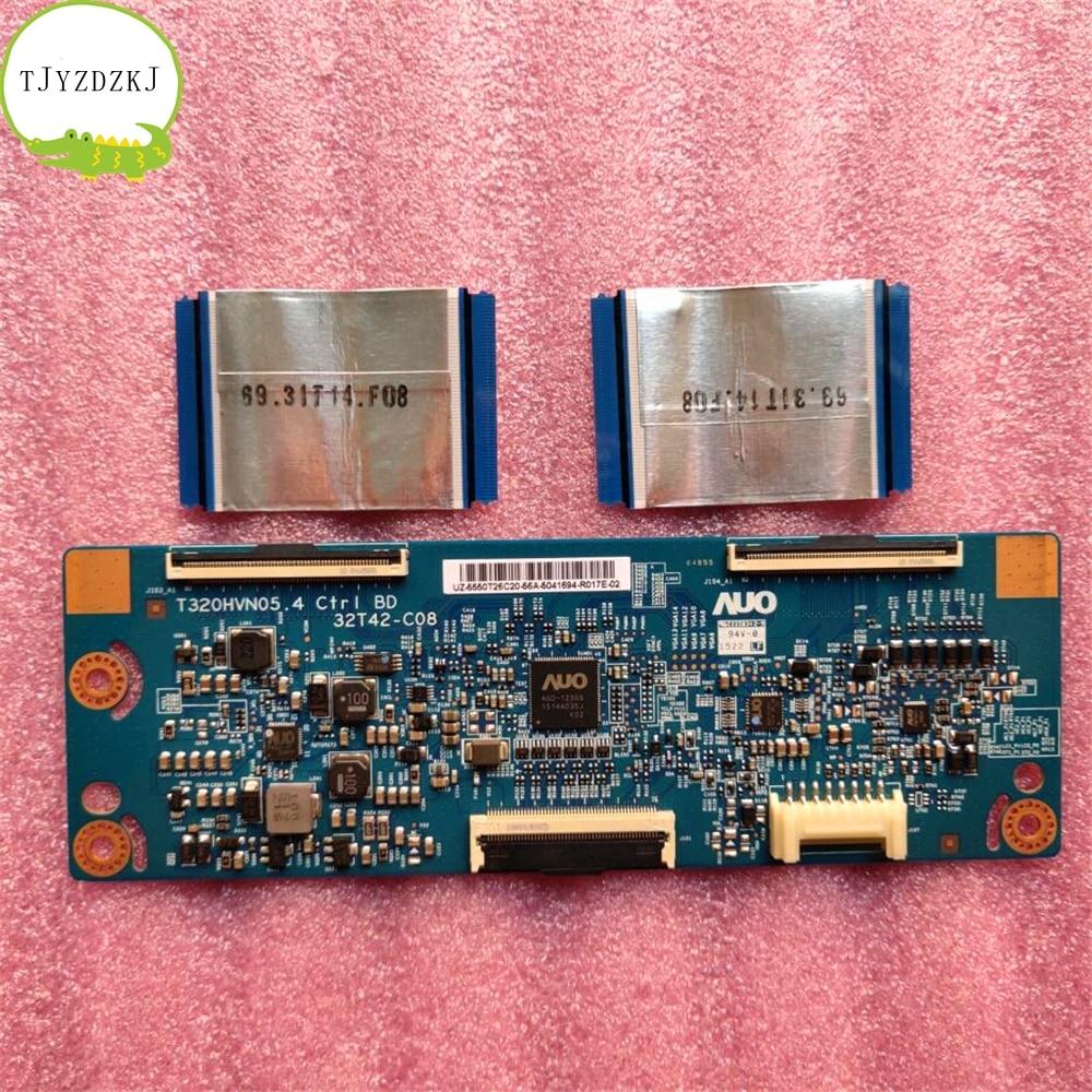 Good Test Logic Board Un50j5200afxza 55.50t26.c20 32t42-c08 T320hvn05.4 UE50J5500AW T-con Board
