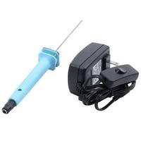 Hot Sale Electric Foam Cutter 10cm Cutting Pen + Electronic Adaptor Styrofoam Cut|Milling Cutter|   -