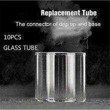 3pcs fatube glass tank for wotofo profile unity rta 3 5ml 10PCS FATUBE glass tube for ADVKEN Manta RTA/CP 2 rta/cp3 RTA/BERSERKER MTL RTA 4.5ml tank