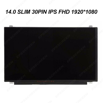REPLACE DISPLAY FOR LENOVO THINKPAD T460/L460/T460p/T470s/T460s FRU:00NY408/01HW839/01AV853 FHD IPS 30PIN LAPTOP LED LCD SCREEN