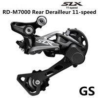 DEORE SLX RD M7000 Rear Derailleurs Mountain Bicycle M7000 GS MTB bike Derailleurs 11 Speed 22 Speed