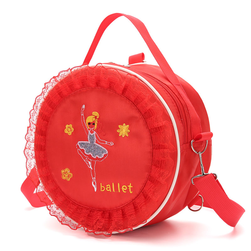 Dancing Bag The Large Capacity Of The Girls Children Backpack Small Princess Fashion Ballet Dancing Latin Dance Package Bag