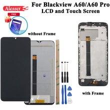 Alesser para Blackview A60 A60 Pro pantalla LCD y pantalla táctil probado piezas de reparación de montaje para Blackview A60 A60 Pro teléfono