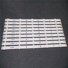 1set = 10pcs PER SONY KLV 40R470A LCD TV LED Back light SVG400A81 _ REV3_121114 S400DH1 1