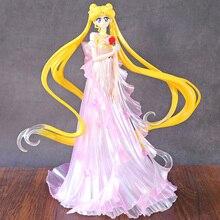 Sailor Moon Tsukino Usagi Queen Serenity Ver. PVC Figure Doll ACGN Figurals Model Toy