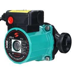 3-velocità 220V Centrale di Riscaldamento Circolatore Mute Caldaia Acqua Calda Pompa di Circolazione Ghisa F di Isolamento in Classe IP42 di protezione